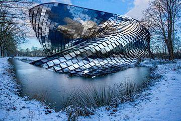 natuur ontmoet architectuur van ard bodewes