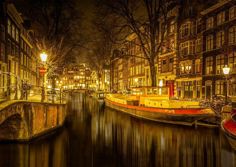 Old Amsterdam van Sandra Kuijpers