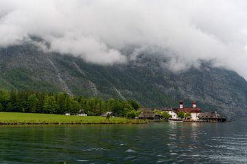 Königssee in Berchtesgadener Land von Maurice Meerten