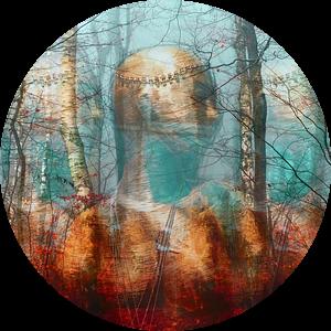Geesten van het bos van Gabi Hampe