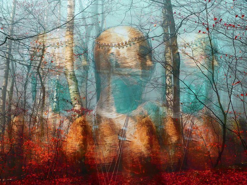 Spiritis of the forest von Gabi Hampe