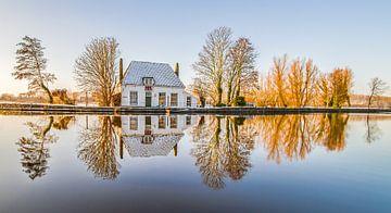 The Veerhuis in Rotterdam Overschie sur MS Fotografie | Marc van der Stelt