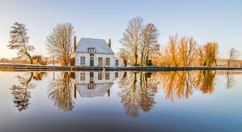 Het Veerhuis in Rotterdam Overschie van MS Fotografie | Marc van der Stelt