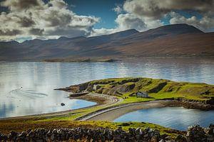 Het ruige noorden van Schotland