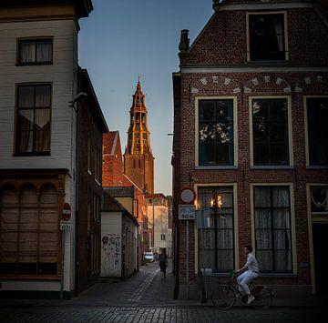 Der Aa Kerk in Groningen van Bo Scheeringa Photography