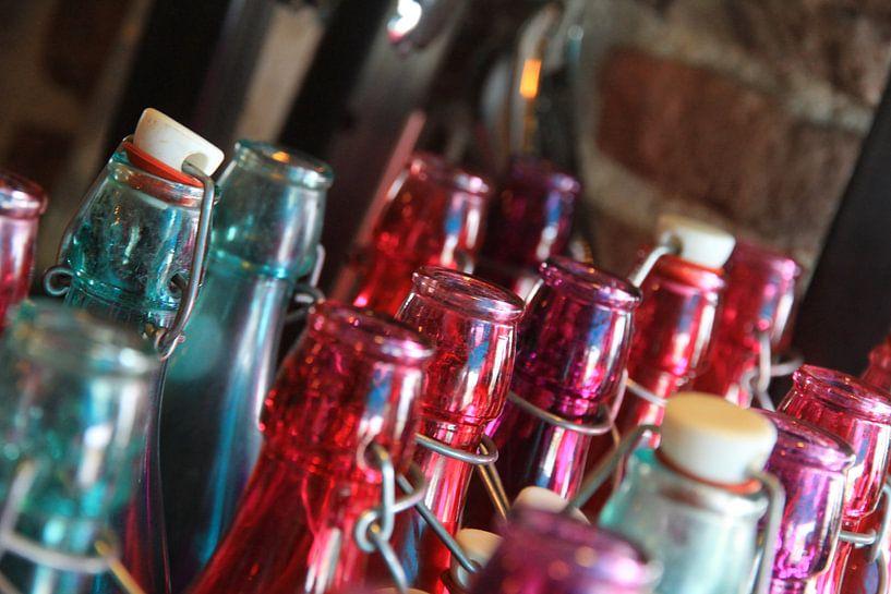 Beugel fles von Fred Vester