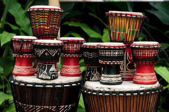 Afrikaanse drums van Patricia Verbruggen