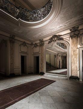 Spiegelsaal von Olivier Van Cauwelaert