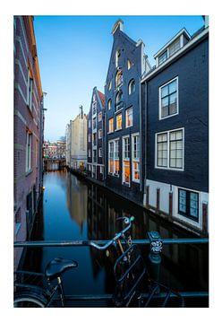 Amsterdam-Kanäle von koennemans