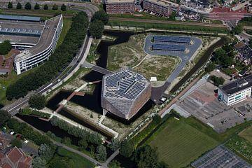 WaterCampus Leeuwarden van Meindert van Dijk