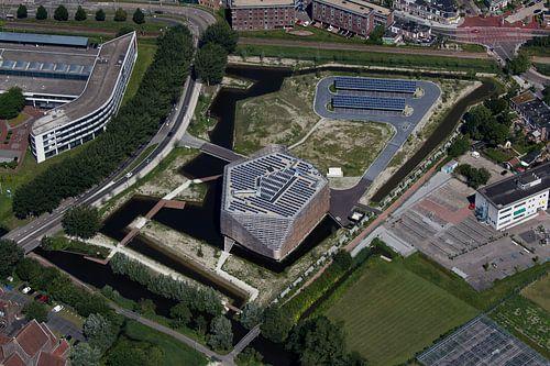 WaterCampus Leeuwarden van