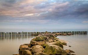 Sunless morning Enkhuizen van Jan Mulder Photography