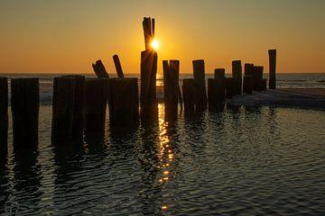 Zonsondergang 5 van peterheinspictures