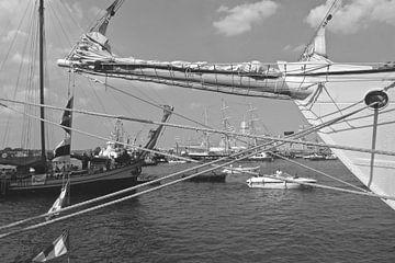 Segeln Amsterdam 2015 von Marianna Pobedimova