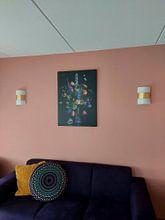 Kundenfoto: Dutch Love von Sander Van Laar, auf leinwand