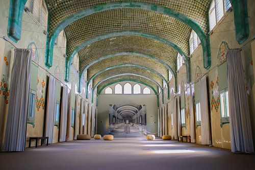 Hospital de Sant Pau van Omri Raviv