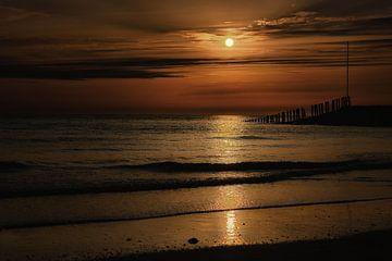Zomeravond in Zeeland   van Jos Reimering
