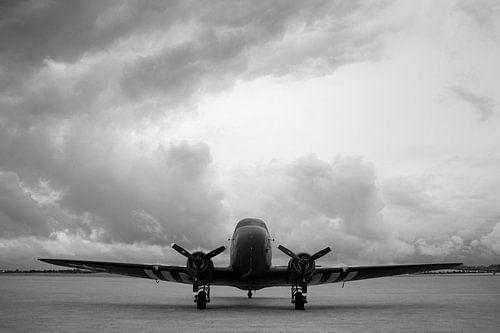C-47 Dakota on the flightline