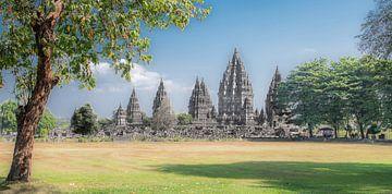 Prambanam Hindu Tempel von Lex Scholten