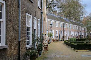 Begijnhof Breda van Liselotte Helleman