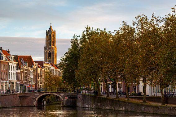 Herfstig Utrecht van Thomas van Galen