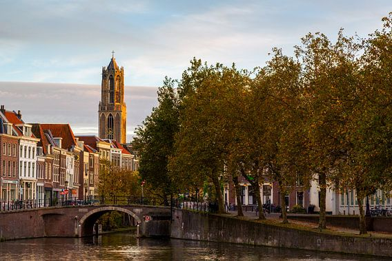 Herfstig Utrecht