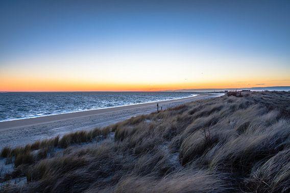 Zonsopgang Sunrise van Wilco Snoeijer