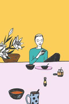 Gemeinsam am Tisch von Karolina Grenczyk