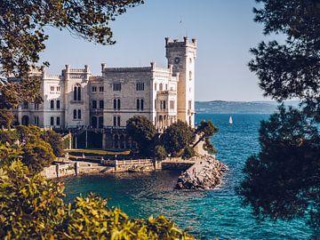 Miramare Castle (Trieste, Italy) sur Alexander Voss