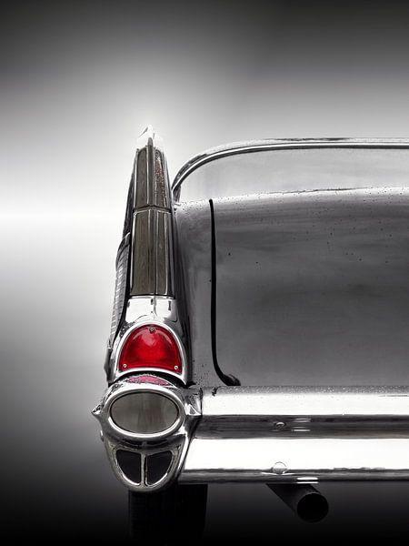 Amerikaanse oldtimer 1957 Bel Air van Beate Gube