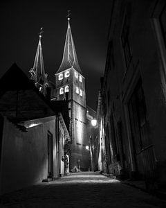 Bergkerk Deventer von Rob Welling