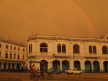 Historisch Havana Cuba von Lin McQueen