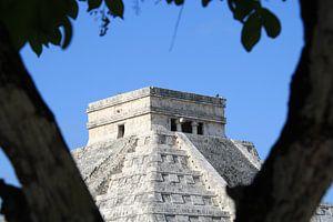 Piramide van Kukulcán van