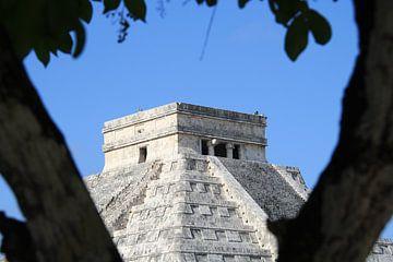 Pyramide de Kukulcán sur Mr Greybeard