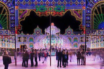 Genieten van lichtfestival Glow Eindhoven van Evert Jan Luchies