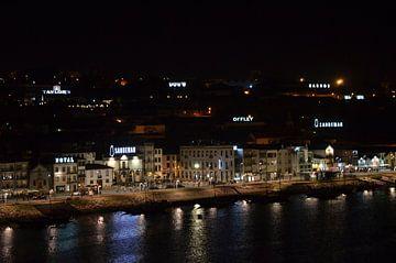 Porthuizen by night van Karin Mooren