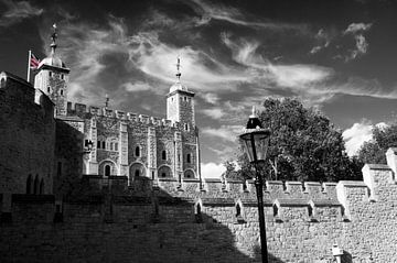 London Tower von Mark de Weger