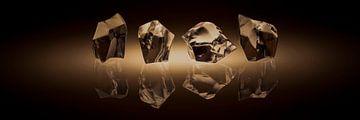 Stilleben mit Glas 2 von Alie Ekkelenkamp