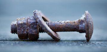 Bouten moeren & roest van Sran Vld Fotografie
