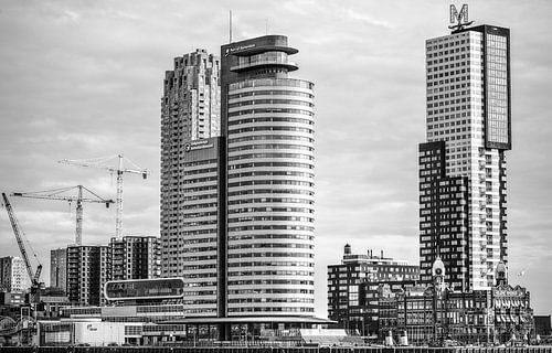Rotterdam Skyline ...... Kop van Zuid ..... van
