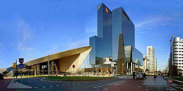 Centraal Station Rotterdam van Fred Leeflang