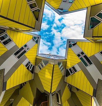Kubuswoningen 2, Rotterdam van Domenique van der Horst