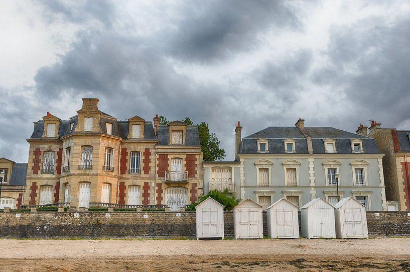 Strandhäuser in Frankreich von Mark Bolijn