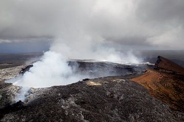Kilauea van Dirk Rüter