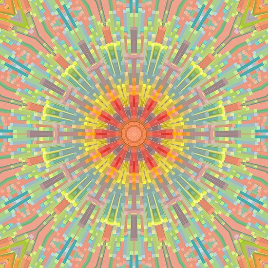 Mandala-stijl 70