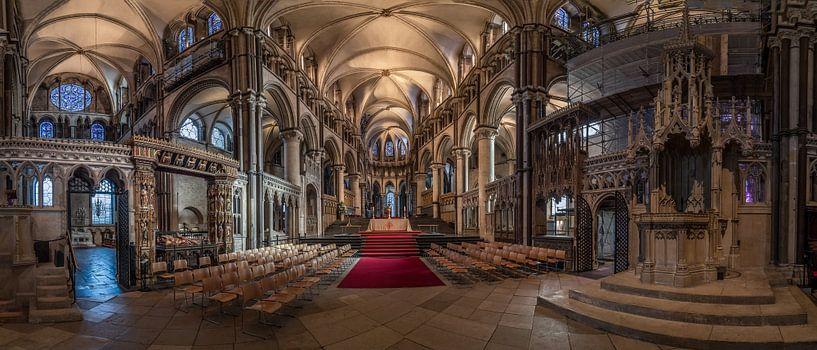 Canterbury Cathedral van Hans Kool