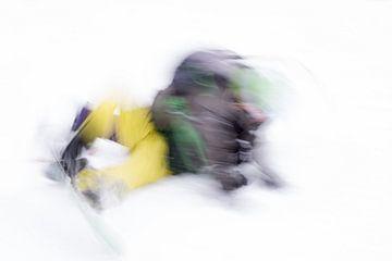 Falling down van Arie-Jan Eelman