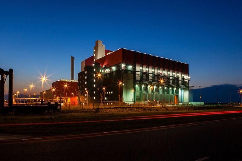 EEW Energy from Waste Delfzijl B.V. van Anneke Hooijer