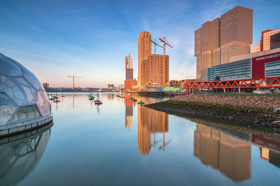 Rijnhaven reflecties