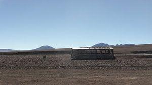 'Laatste rit', Bolivia van